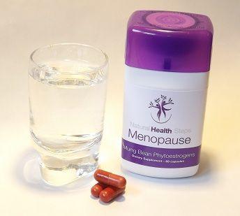 NHSteps Menopause - 60 Capsules