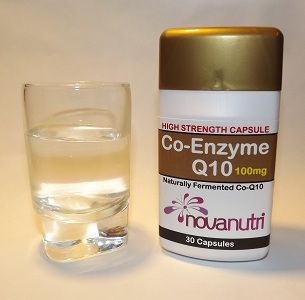 Co-Enzyme Q10 30 Capsules